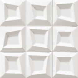 AZ. 33X33 TRAME WHITE