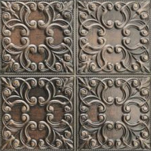 PORCELANICO VINTAGE COPPER 44X44